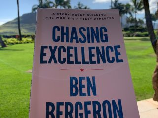 chasing excellence mindset champion